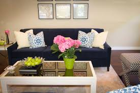 blue sofas living room: decorating a navy blue couch design pictures remodel decor and navy couch living room