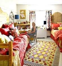 a cool cute dorm room after decorating chic design dorm room ideas