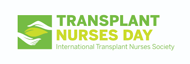 about itns the transplant nurses day logo