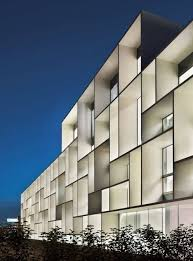 sumptuous design piuarch bentini headquarters beach style balcony helius lighting group