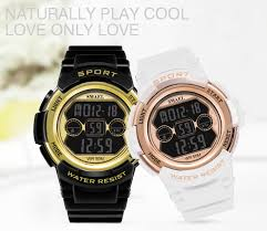 <b>SMAEL Watches Digital Sport</b> Women Fashion Wristwatch for Girls ...