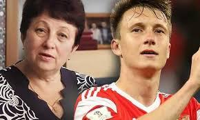 Какие они – <b>мамы</b> российских <b>футболистов</b> - Информер ...