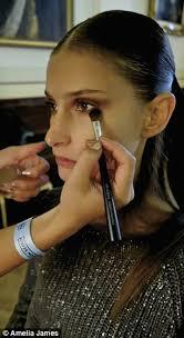 ELSEWHERE ON PLANET FASHION...by Amelia James at London Fashion Week - article-2420837-1BD38711000005DC-443_306x560