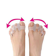 Scole 1pair Feet Care Tool Toe Separator ... - Amazon.com