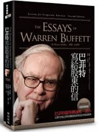 review of the essays of warren buffett  lessons for corporate    the essays of warren buffet   x