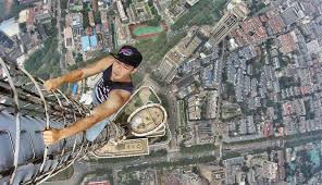 The Hong Kong urban adventurers for whom nothing is too tall, or ...