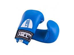 Купить <b>накладки для карате Green</b> Hill Cobra KMС-6083, синие по ...