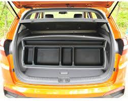 Интерьер Hyundai Creta - | <b>Дополнительный бокс в багажник</b> ...