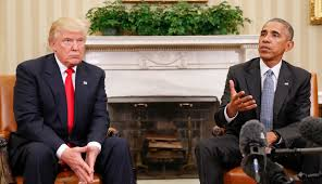 goldman sachs heres how you should invest as trump marches into the white house barak obama oval office golds