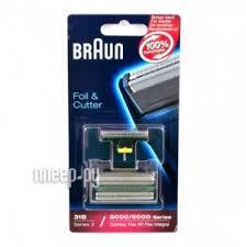 <b>Аксессуар Сетка и</b> режущий блок <b>Braun</b> Series 3 31B 75035657