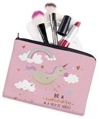 Купить <b>Косметичка HOMSU Rainbow Unicorn</b>, розовый по низкой ...