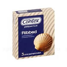 <b>Презервативы Contex Ribbed</b> N 3 купить в Пермь, описание и ...