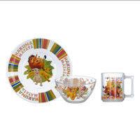 Набор детской посуды <b>LUMINARC DISNEY MINNIE</b> COLORS H5321