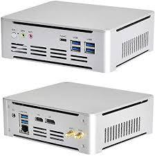 Mini PC Windows 10,Partaker Intel Core i7 7820HK ... - Amazon.com