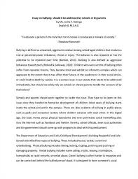 essays about school bullying essays of george orwell pdf middle school bullying essay essays defending constitution good dissertation proposal online essay proofing ocr gateway science