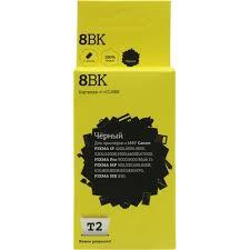 <b>Картридж T2 IC</b>-<b>CCLI</b>-8BK Черный (Black) — купить в городе ОМСК
