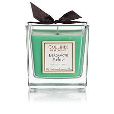 """<b>Ароматическая свеча</b> """"<b>Бергамот</b> - Базилик"""" (<b>Bergamot</b> - Basil) 200 ..."""