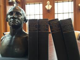washington irving middot george washington s mount vernon washington irving s life of george washington in the washington library mvla