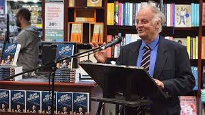 top writers come to town the daily advertiser compelling trevor barr emeritus professor at swinburne university of technology launches his novel
