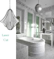 10 bathroom lighting ideas with crystal chandeliers home decorating within fabulous bathroom chandelier lighting bathroom chandelier lighting ideas
