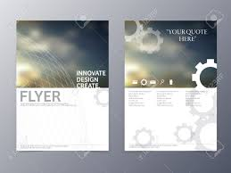 vector modern flyer brochure design template for use as coperate vector vector modern flyer brochure design template for use as coperate presentation or product advertise