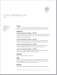 beautiful resume ideas that work   jobmobcolin nederkoorn resume