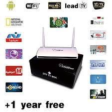Arabic TV French IPTV 450 Channels, <b>LeadCool</b> Android TV Box ...