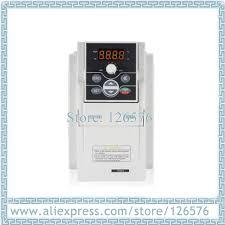 <b>Original NEW SUNFAR</b> frequency <b>VFD</b> Inverter E300 2S0015L 1.5 ...