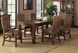 chair dining room tables rustic chairs: chambers creek rustic counter height table