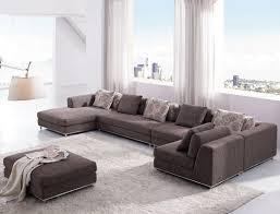 magnificent big brown sofa design big living room furniture living room