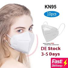 €35 with coupon for <b>Effectively Block Dust</b> Masks KN95 Filtration ...