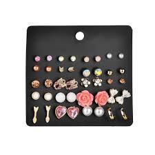 Terreau Kathy 7pair lot 5 <b>Style</b> New <b>Fashion Women</b> Earrings ...