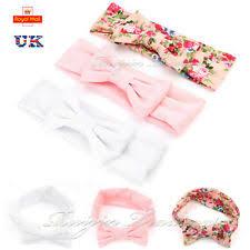 Girls' Floral <b>Baby Headbands</b> for <b>sale</b> | eBay