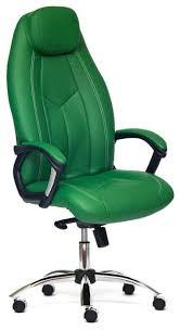 Компьютерное <b>кресло TetChair</b> Босс люкс для руководителя ...