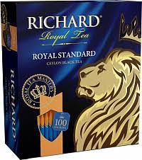 <b>Чай черный Ричард Роял</b> Стандард купить в сети магазинов ...