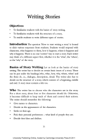 write a story how to write a short story sample stories english essays for kids