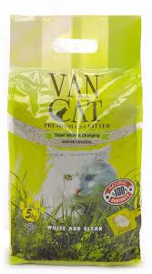 <b>Наполнитель Van Cat Pine</b> комкующийся с ароматом cоснового ...