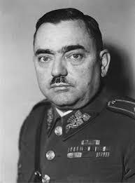 Generální ředitel Václav Nosek, který byl v roce 1938 pověřen zorganizováním úřadu pro stavbu magistrály Cheb - Velký Bočkov. Ředitelství silnic a dálnic. - HIG4bf376_04