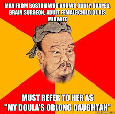 Confucius says memes | quickmeme via Relatably.com