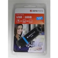 Accessories AGFA-<b>USB</b>-<b>16GB</b> AgfaPhoto <b>16GB USB flash drive</b>