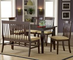 Upholstered Dining Room Bench With Back Dining Room Benches Upholstered Photo Album Home Decoration Ideas