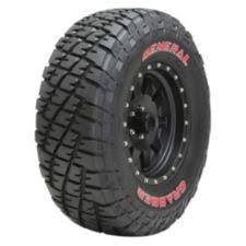 <b>General Tire Grabber</b> Tire Canadian Tire