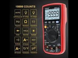 RICHMETERS RM219 TRMS <b>Multimeter</b> Review! - YouTube