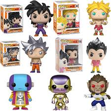 Funko pop <b>Japanese Anime Dragon Ball</b> Broly GOKU Frieza Vinyl ...