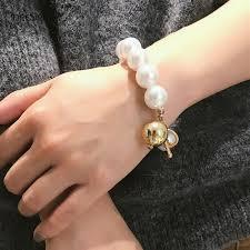 IngeSight.Z <b>Bohemian Imitation Pearl</b> Bracelets Bangles Charm ...
