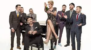 <b>French</b> Fries & Champagne: <b>Hot Sardines</b> Bringing Hot Jazz to ...
