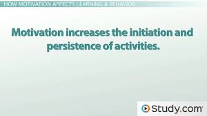 intrinsic and extrinsic motivation in education definition the importance of motivation in an educational environment