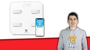 Arboleaf Scale Reviews // <b>WiFi Smart</b> Scale <b>Bluetooth Body</b> ...