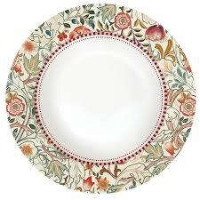 """Купить <b>Тарелка суповая Easy</b> Life (кремовый) """"Уильям Моррис ..."""