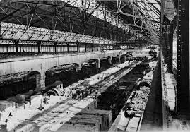 marshall plan in pictures george c marshall foundation this steel plant was almost back to prewar production level in 1948 thanks to reconstruction and raw material supplies under the marshall plan